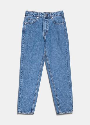 Новые mom джинсы от бренда zara
