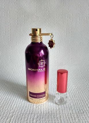 Оригинал!5 мл,montale orchid powder