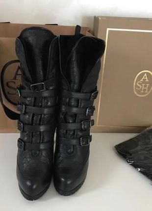 Зимние ботинки ash