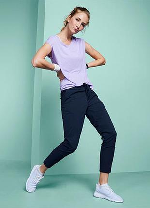 Спортивные брюки softshell серии актив. германия. размер 38 евро (44-46)