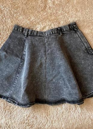 Юбка / джинсовая юбка