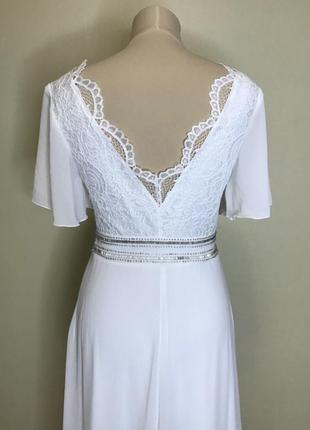Нежное свадебное платье / весільна сукня