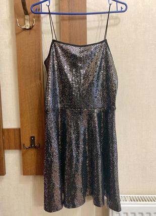 Плаття new look нарядне нове, sparkle dress