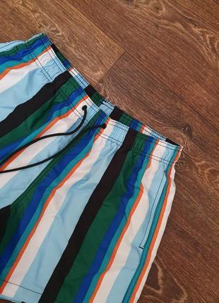 Классные мужские спортивные шорты плавки h&m