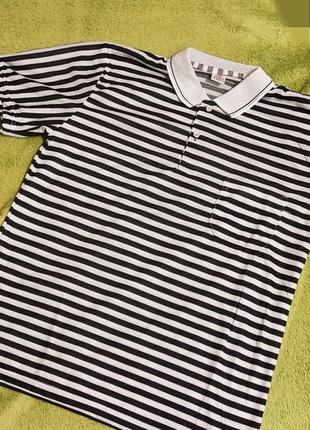 Мужская поло футболка р.50