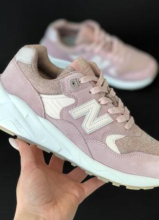 New balance 580 pink