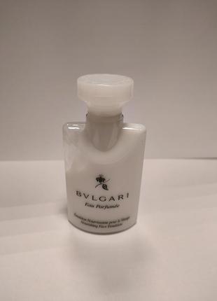 Эмульсия для лица bulgari  eau parfumee au the blanc 40 ml