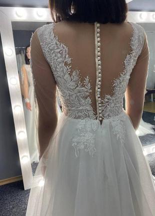 Весільна сукня від solomia_wedding