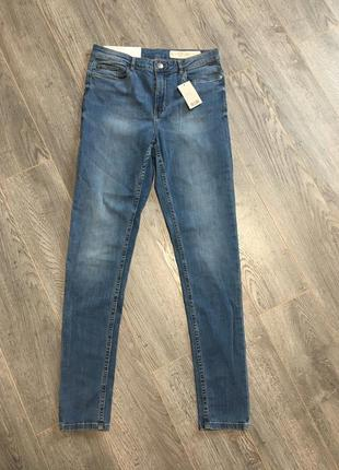 Esmara super skinny fit джинсы женские супер скини