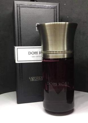 Dom rosa. остаток во флаконе