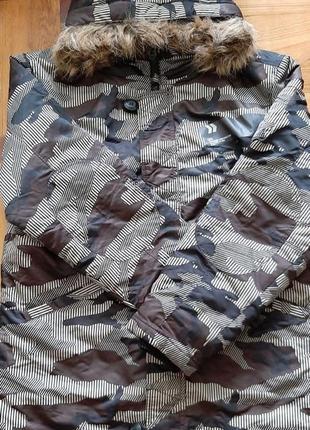Зимняя парка house, пуховик, куртка