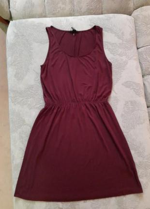 Сарафан платье h&m размер s