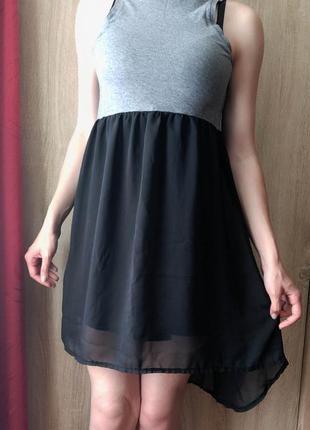 Платье divided by h&m, размер xs