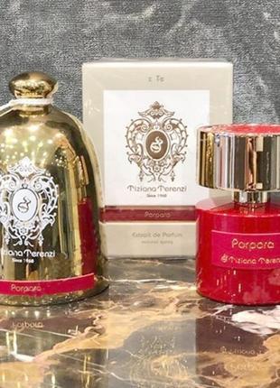 Tiziana terenzi porpora оригинал_extrait de parfum 7 мл затест духи