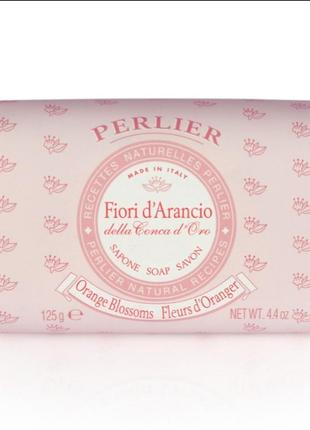 Perlier мыло для рук цветки апельсина