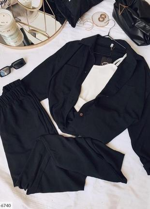 Костюм штаны +рубашка🔥🌸