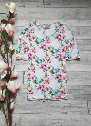 Блуза из натуральной ткани vero moda