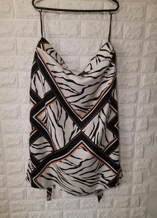 Стильная юбка, юбка симетрия