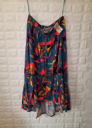 Яркая юбка, стильная юбка