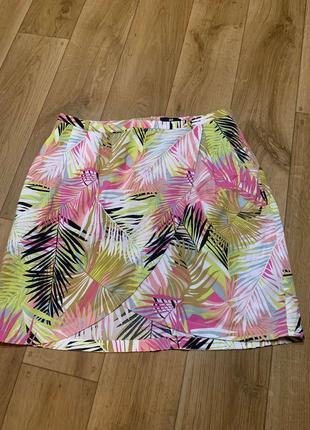 Классная летняя юбка от h&m.