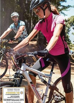 Функциональная спортивная велофутболка newletics германия