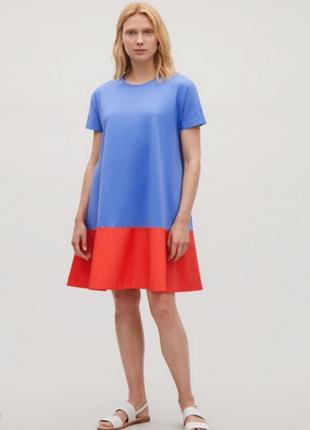 Женское платье известной марки cos размер l