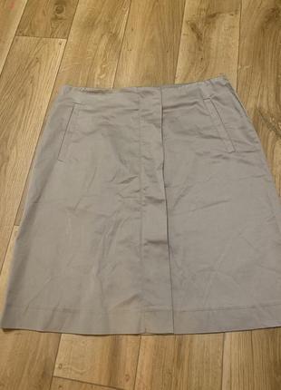 Стильная юбка на молнии от opus