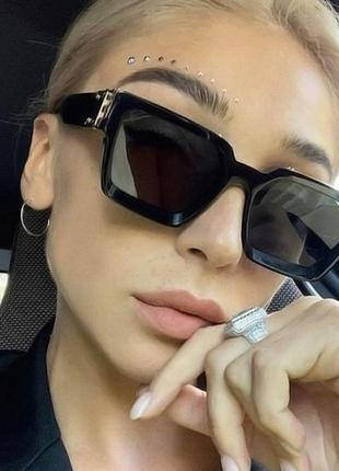 """ black gold "" солнцезащитные очки"