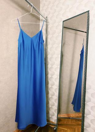 Блакитна сукня від must have 💙
