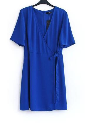 Шикарное платье new look • р-р 14\42 (xl)