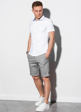 Мужская белая тениска, рубашка с коротким рукавом marks spencer
