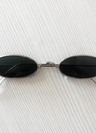 Стильные солнцезащитные имиджевые очки «на очі»1 фото