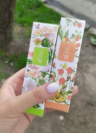 Набір парфумів по 20 мл