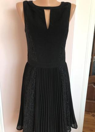 Шикарное платье миди на