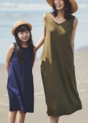 Новый летний брендовый  сарафан uniqlo