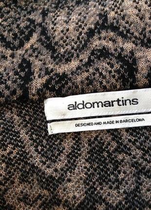 Шикарный тёплый кардиган/xl/ brend aldomartins3 фото