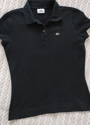 Поло футболка майка lacoste