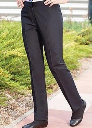 Классические брюки стрелки, офисные, школьные