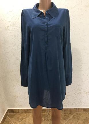 Легка літня рубашка/туніка
