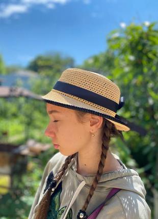 Шляпы для моря и летних городских прогулок