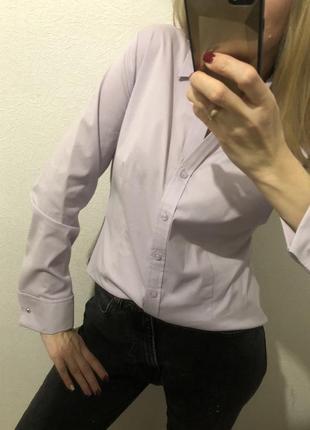 1+1=3стильная классическая рубашка