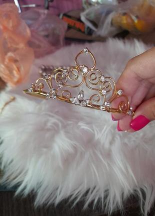 Нарядная диадема. корона