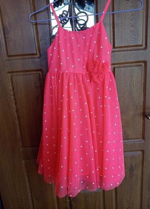Оригінальне плаття hm