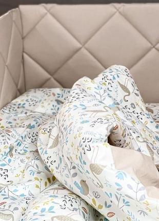 Детские наборчики для кровати -soft супер качество