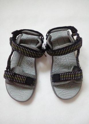 Треккинговые сандалии для мальчика crivit lupilu р. 31