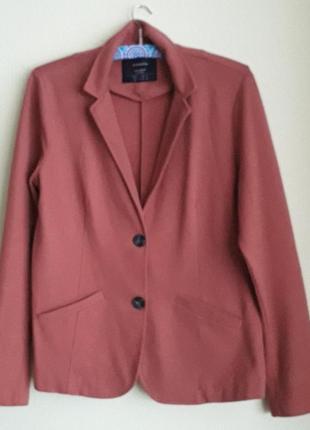 Стильный брендовый женский пиджак немецкой марки street one, новый,оригинал,сток