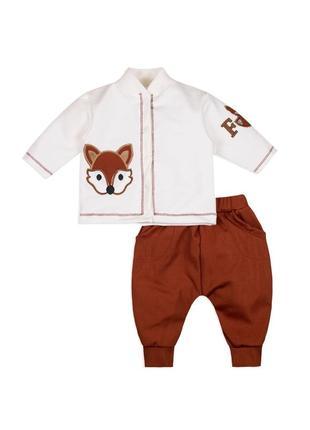 Комплект одягу для дітей від 0 до 12 місяців. одяг для немовлят