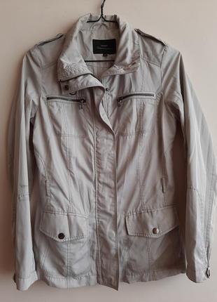 Куртка піджак плащ приталена