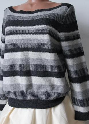 Кофточка из вискозы из мериносовой шерсти