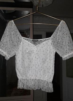 Primark топ блуза блузка